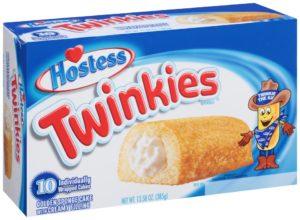 Hostess – Twinkies