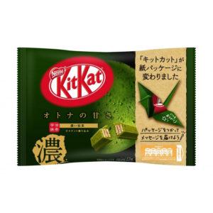 Kit Kat Mini – Matcha