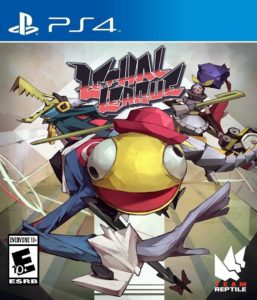Lethal League : Limited Run Edition