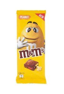 M&M's Block – Cacahuete