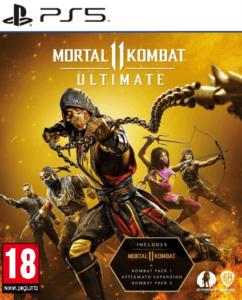 Mortal Kombat 11 : Ultimate
