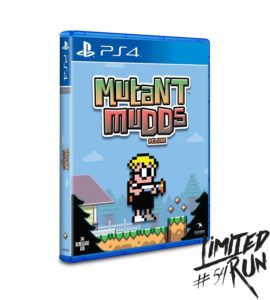 Mutant Mudds Deluxe: Limited Run Edition
