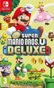 New Super Mario U Deluxe