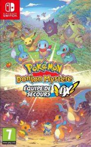 Pokémon Donjon Mystère : Équipe de Secours DX