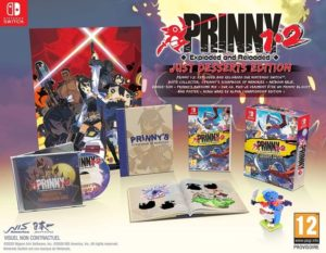 Prinny 1 & 2: Exploded and Reloaded