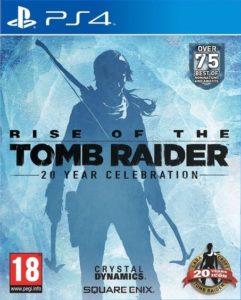 Rise of the Tomb Raider : 20e anniversaire