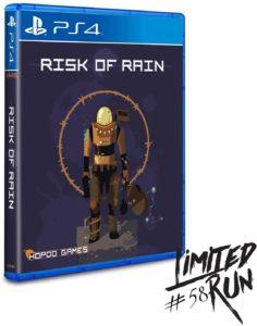 Risk of Rain: Limited Run Edition