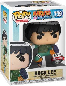 FUNKO POP! – ANIMATION – NARUTO – ROCK LEE – 739