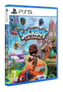 SackBoy : A big Adventure