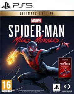 Marvel Spider-man : Miles Morales Ultimate Edition