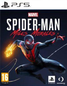 Marvel Spider-Man : Miles Morales
