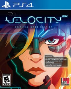 Velocity x2: Critical Mass Edition