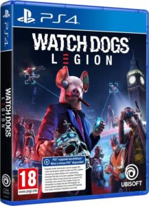 Watch dogs Legions: With Upgrade to PS5