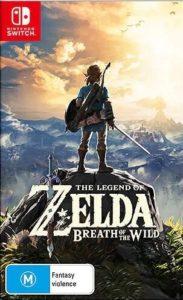The Legend of Zelda: Breath of the Wild (Australian Version)