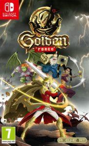 Golden Force – Standard Edition Nintendo Switch