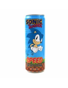 Sonic The Hedgehog Speed Energy Drink – 355ml