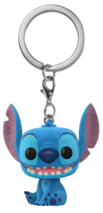 seated stitch flocked keychain — sgg belgium excl — INSIDE
